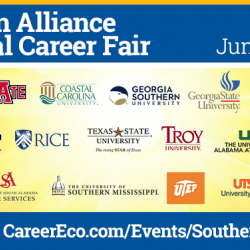 Southern Alliance Virtual Career Fair